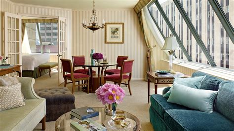 boston hotel suites 2 bedroom the langham boston designer travel