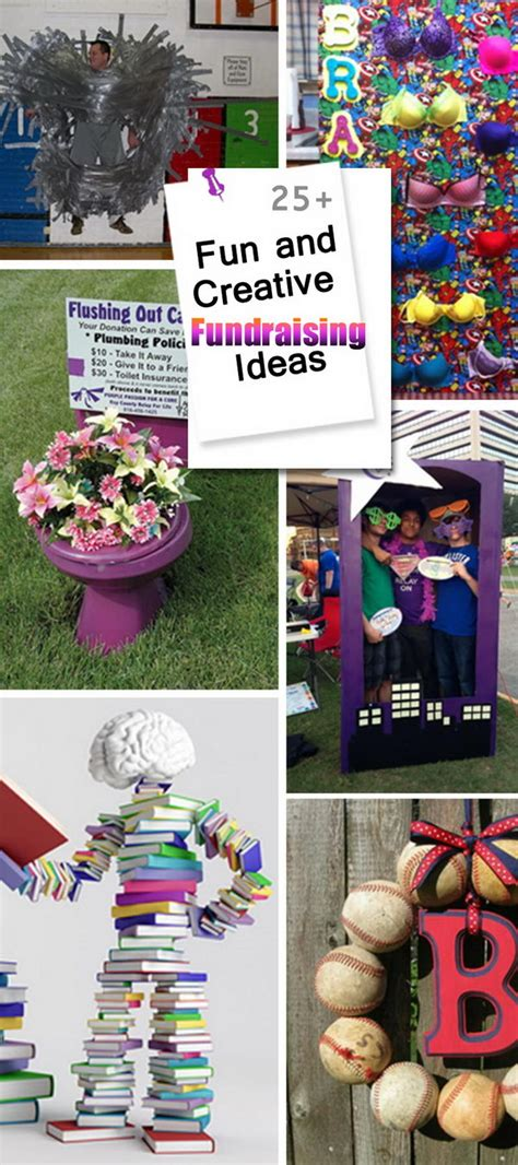 Best 25 Charity Ideas On 25 and creative fundraising ideas hative