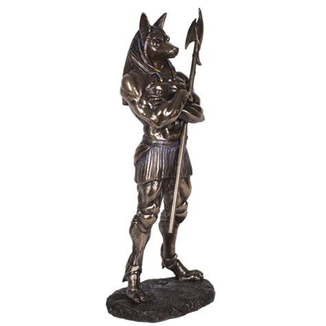 statues of gods anubis dog headed egyptian statue 11 inch statue ancient
