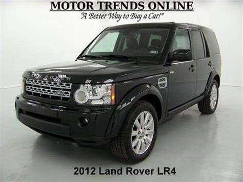 auto repair manual free download 2012 land rover range rover spare parts catalogs service manual 2012 land rover lr4 seat repair sell used 2012 land rover lr4 luxury