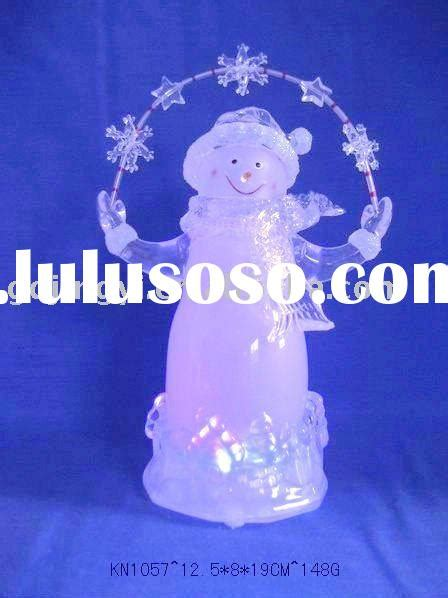 acrylic snowman acrylic snowman manufacturers in lulusoso