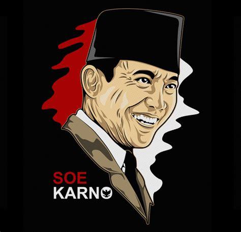 Kaos Soekarno 6 soekarno hellomotion