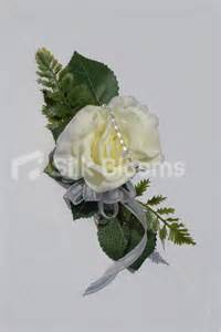 silk corsages artificial ivory fresh touch wedding magnetic bag corsage artificial ivory fresh touch