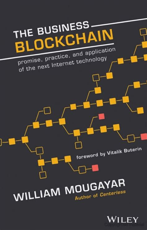 enterprise blockchain a definitive handbook books your guide to the blockchain revolution banking exchange