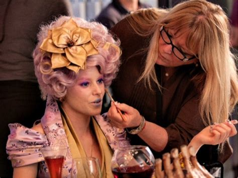 film up games the hunger games makeup fashion lenny kravitz with