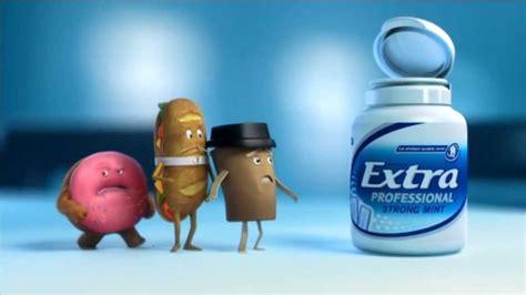 Autowerbung Kinder by Wrigley S Extra Professional Quot Essen Trinken Extra Kauen