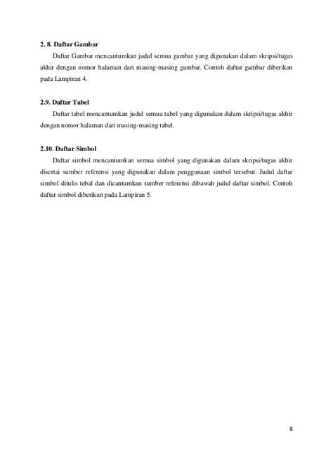 Contoh Jurnal Skripsi Di Word - portal belajar