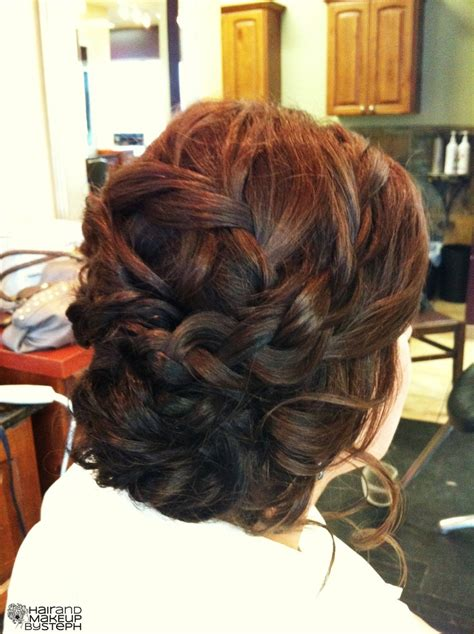 hairstyles with multiple braids multiple braid updo locks love pinterest