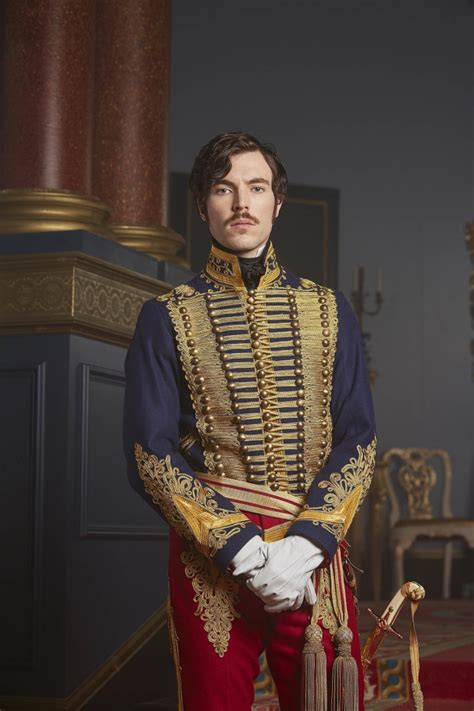 tom hughes victoria itv 10 stunning pictures from itv s victoria showing jenna