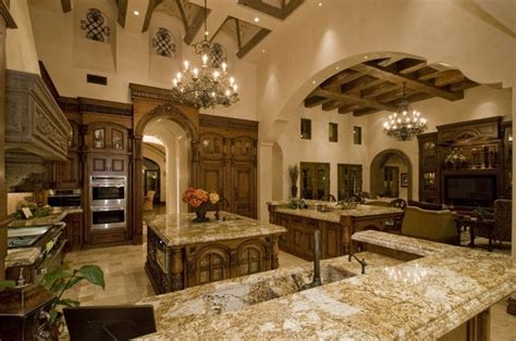 Big Kitchens Designs The Top 25 Luxury Homes For Sale In Scottsdale Az Beautiful Luxury Kitchens And House