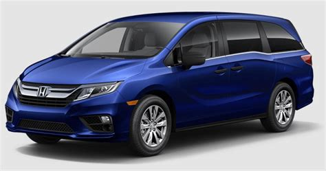 Honda Odyssey Colors by 2018 Honda Exterior Colors 2017 2018 2019 Honda Reviews