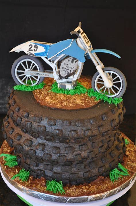 motocross bike cake motocross dirt bike birthday cakes 3rd birthday