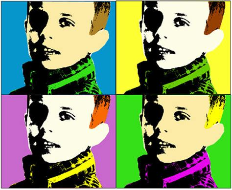 Tutorial Photoshop Warhol | how to apply an andy warhol effect to your photo how to