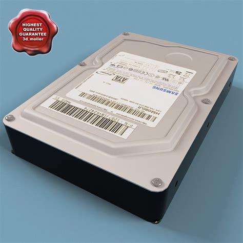 Hardisk 3d 3d Disk Drive