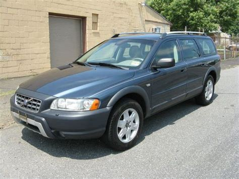 2005 Volvo Wagon For Sale Find Used 2005 Volvo Xc70 Base Wagon 4 Door 2 5l In