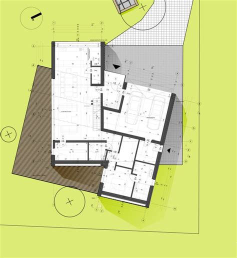 modern barn house floor plans two barn house ground floor plan