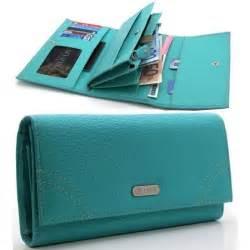 portefeuille porte monnaie porte cartes femme azure
