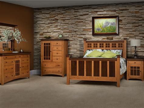 maple creek bed foothills amish furniture
