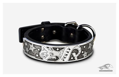 custom collar custom the polls collar by sanrevo custom custommade