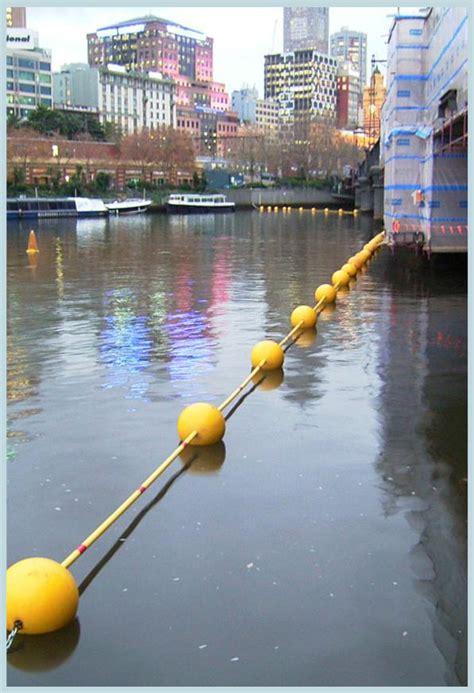 buoy boat barrier smart buoy co floating barriers