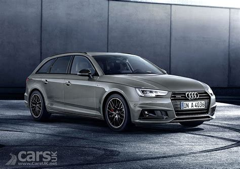 Audi A6 A4 by Audi A4 Avant Black Edition Showcases Audi S 2018 Updates