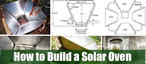 how to make solar city how to build a solar oven ask a prepper