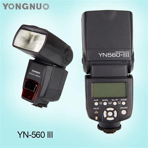 Yongnuo Yn 560 Iii yongnuo yn560 iii flash speedlight for canon nikon pentax olympus yn 560 iii in flashes from