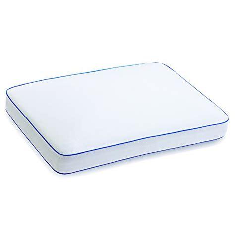 serta stay cool memory foam bed pillow white size serta gel memory foam side sleeper pillow home garden