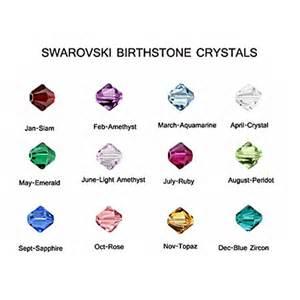 swarovski colors swarovski birthstone color sets 1200pc wholesale swarovski