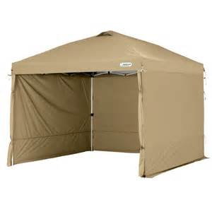 First Up Outdoor Shelters Replacement Canopy by First Up 10 X 10 Wind Curtain Tan Outdoor Sports