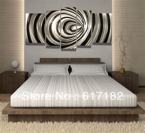 modern wall decor modern contemporary abstract painting metal wall