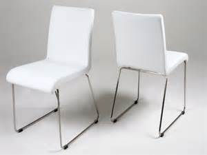 White Chair by White Leather Chairs Our Designs White Leather Chairs In