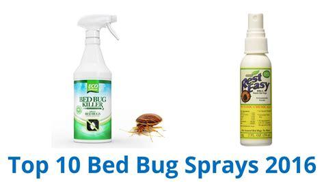 bed bug sprays  youtube