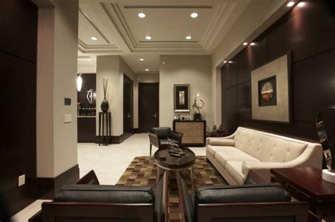 schlafzimmer in braunt nen 43 ideen f 252 r braune wandgestaltung archzine net