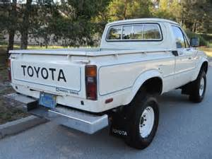 1980 Toyota Truck Original Paint 1980 Toyota 4 215 4 Up Bring A Trailer