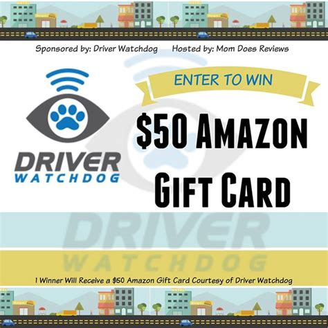 Amazon Gift Card Canada - 50 amazon gift card giveaway sponsored by watchdog usa can