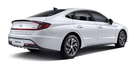 2020 Hyundai Sonata Hybrid by 2020 Hyundai Sonata Hybrid Debuts With A Solar Roof The