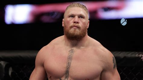 Brock Lesnar Admits He S Done With The Ufc Will Remain A Brock Lesnar