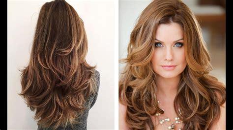 Layer Cut Hairstyle by Layer Haircut Hair Fashion