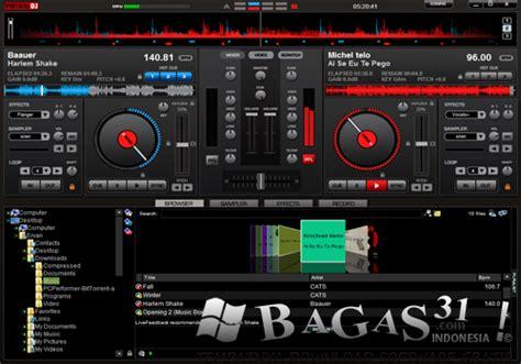 bagas31 virtual dj virtual dj pro 7 4 build 449 full crack bagas31 com