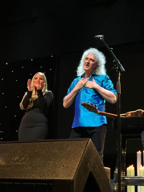 brian may uk tour brian may kerry ellis candelight christmas uk tour