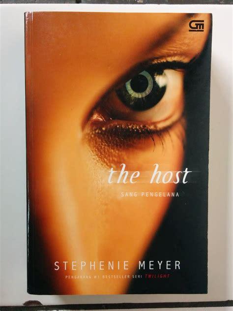 Clearance Book Buku Novel 3 4 Berkualitas jual novel the host sang pengelana aksiku toko buku