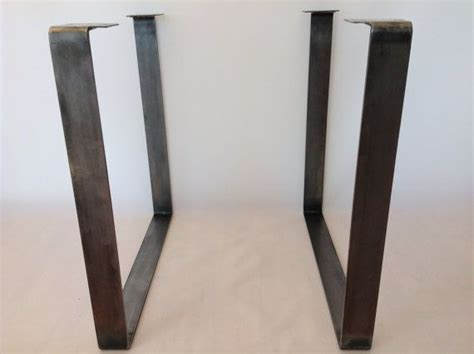 diy square table legs 28 flat steel square table legs set2 by balasagun on etsy