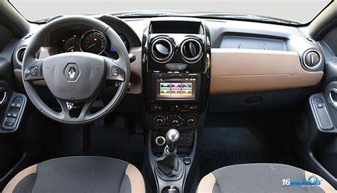 Renault Duster 4x4 Interior by Prueba Nueva Renault Duster 4 215 4
