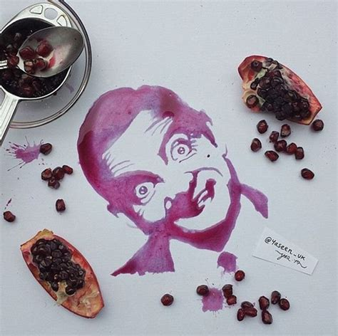 Mr Bean Line yaseen creates food like hepburn in cocoa and