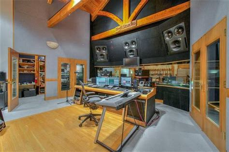 11 homes with recording studios you can buy now huffpost