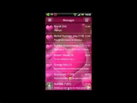 go sms background change your message background doovi
