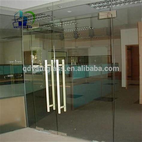 Tempered Glass Door interior toughened glass door tempered glass garage door