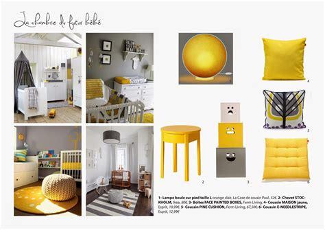 chambre enfant tendance planche tendance chambre enfant jaune et grise planches