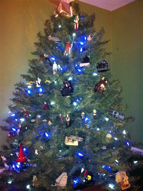 26 best images about star wars themed christmas trees on